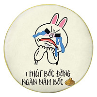 Gối Ôm Tròn Một Phút Bốc Đồng GOFU268