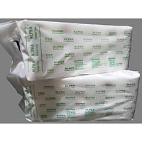 Combo 20 cuộn Giấy vệ sinh ALPHA, 2 Lớp, 60g/cuộn