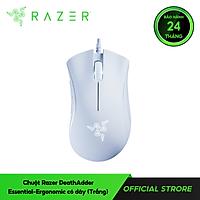 Chuột Razer DeathAdder Essential-Ergonomic Có Dây - Hàng Chính Hãng
