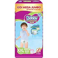 Tã Quần Bobby - Đệm Lưng Thấm Mồ Hôi XXL88 (88 Miếng)
