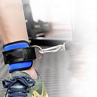 Băng cổ chân thể thao với đệm quấn tròn bao quanh chân êm ái AK.26