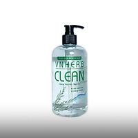 Nước Rửa Tay Khô Diệt Khuẩn 99,99% VNHERB CLEAN (500ml)