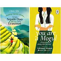 Combo Sách Tư Duy - Kỹ Năng Sống : Đường Ngược Chiều - Từ Bản Người Dao Đến Học Bổng Erasmus + Chinh Phục Những Điều Bất Khả - You Are A Mogul
