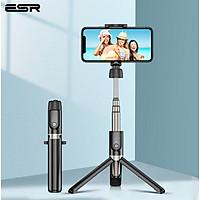 Gậy chụp hình ESR remote tripod selfie stick (tặng kèm 2 pin remote) - Hàng chính hãng