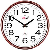 Đồng hồ treo tường thiết kế đẹp OKAY 160