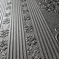 Bộ 5 tấm xốp dán tường họa tiết tân cổ điển 70 x 70cm