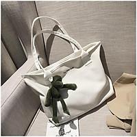 Túi vải tote đựng đồ đeo chéo nhiều mẫu  2021
