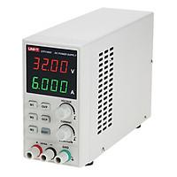 Máy Cung Cấp Năng Lượng Đèn LED UNI-T (0-32V 0-6A) (220V 50Hz) (Bộ Đếm 4 Số)
