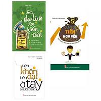 Combo Đừng Để Tiền Ngủ Yên Trong Túi + Tiền Khôn Tiền Dại Ở Tay Người Dùng + Vừa Du Lịch Vừa Kiếm Tiền (kèm bookmark yêu thương )