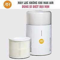 Máy lọc không khí Max Air MA025 lọc 99,97% bụi mịn, khử khuẩn, diệt nấm mốc, hàng chính hãng