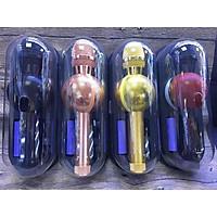 S350 Míc hát micro karaoke Loa kèm micro 3 trong 1 kết nối Bluetooth - Mic kèm loa