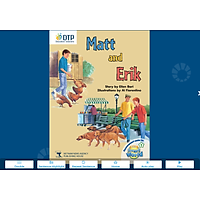 [E-BOOK] i-Learn Smart World 7 Truyện đọc - Matt and Erik