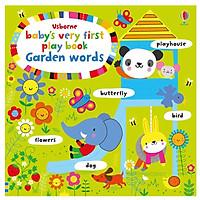 Usborne Baby's very first word book Garden