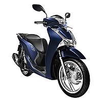 Xe Honda SH 150i CBS Việt Nam (Xanh Đen)