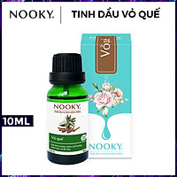 [10ml] Tinh dầu Vỏ Quế NOOKY 100% Thiên Nhiên - TORO FARM