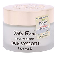 Mặt Nạ Chiết Xuất Nọc Ong Bee Venom Wild Ferns