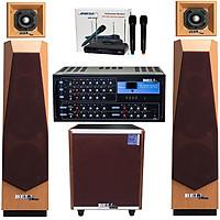 Dàn karaoke và nghe nhạc Kim cương PA - 8800S BellPlus (Chính Hãng)
