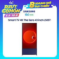 Smart Tivi The Sero Samsung 4K 43 inch QA43LS05TA