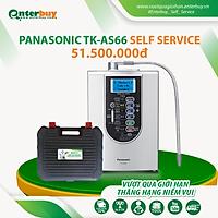Máy lọc nước điện giải Panasonic TKAS66 nhập khẩu Nhật Bản bao gồm bộ dụng cụ và hướng dẫn tự lắp đặt tại nhà từ A đến Z by Enterbuy Việt Nam - Hàng chính hãng