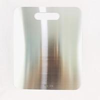 Thớt inox kháng khuẩn SUS 304 30x25cm GNG