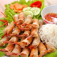 1kg Chả ram tôm đất Bình Định