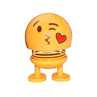 Icon Mặt cười lò xo nhún nhảy Emoji