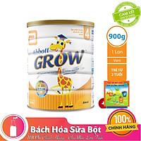 Sữa Bột Abbott Grow 4 DHA AW4M Dành Cho Trẻ 2 Tuổi Trở Lên (900g) - Tặng Bộ Đồ Chơi Làm Vườn Grow