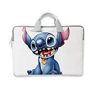 Disney Mickey Minnie Túi Laptop Dành Cho Macbook Air Pro 13 14 15.6 Tay Túi Đựng Máy Tính Xách Tay Dành Cho Dành Cho Laptop Dell Acer asus HP Túi Xách