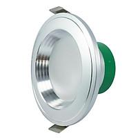 Đèn LED âm trần Kosoom 3 màu 7W viền trắng DL-KS-DMT-7