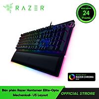 Bàn Phím Razer Huntsman Elite Clicky Optical Switch RZ03-01870100-R3M1 - Hàng Chính Hãng