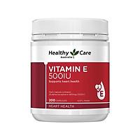 Thực Phẩm Cải Thiện Sức Khỏe Bổ Sung Vitamin Australia Healthy Care Vitamin E 500IU