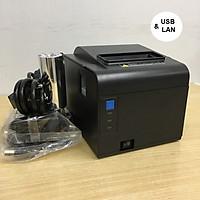 Máy in hóa đơn, in bill nhiệt khổ 80mm XP-160W ( USB + LAN Wifi)