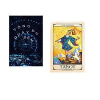 Combo 2 cuốn sách: Vòng đu quay đêm + Tarot -  Nhập môn