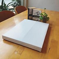 Hộp giấy quà tặng, chất liệu giấy carton cứng, đựng bảo vệ vật dụng quan trọng, đựng được giấy tờ A4