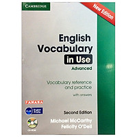 English Vocabulary in Use: Vocabulary Reference and Practice (CD-ROM)