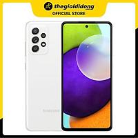 Điện thoại Samsung Galaxy A52 (8GB/256GB) Trắng - Hàng chính hãng