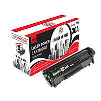 Mực in Lyvystar Laser đen trắng HP30A CF230A dùng cho máy in HP - Hàng Chính Hãng