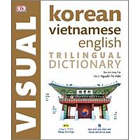 Korean Vietnamese English Trilingual Dictionary