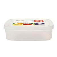 Bộ 2 hộp đựng thực phẩm dùng trong lò vi sóng 830ml Nội địa nhật Bản