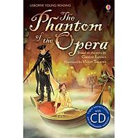 Usborne English Learners' Editions: The Phantom of the Opera + CD