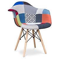 Ghế EAMES DAW bọc vải nhiều màu