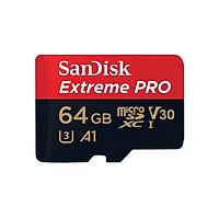 Thẻ nhớ Micro SDXC Sandisk Extreme Pro 667X - 64GB - Hàng Chính Hãng