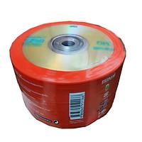 Đĩa DVD-R Maxell 4.7GB Cọc 50 Cái - Hàng Chính Hãng