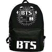 Balo thời trang nam nữ in logo nhóm nhạc BTS