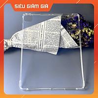 Ốp lưng dành cho iPad Pro 12.9 inch 2021 M1 silicon dẻo cao cấp chống sốc 4 góc