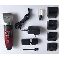 Tông đơ cắt tóc BTM 168 Chuyên nghiệp 4 lưỡi