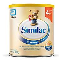 Combo 4 Lon Sữa Bột Similac 4 (400g)