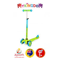 Đồ chơi ZYCOM 212-358 Xe scooter Zipper Zycom - Xanh lá