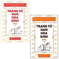 Combo Trang Tử Nam Hoa Kinh( Trọn bộ 2 tập) - Tái bản