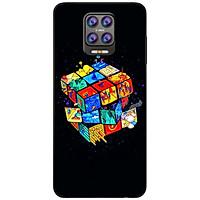 Ốp lưng dành cho Vsmart Aris, Aris Pro mẫu Rubik